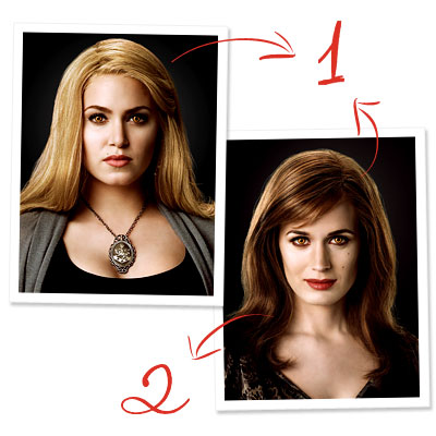 New Moon: Exclusive Behind-the-Scenes Secrets! - Vampire Beauty