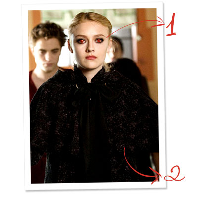 New Moon: Exclusive Behind-the-Scenes Secrets! - The Look of the Volturi