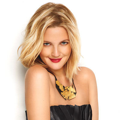 Drew Barrymore-Transformation-Beauty-Celebrity Before and After