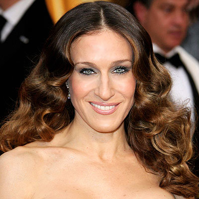 Sarah Jessica Parker - Transformation - hair and beauty