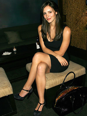 Katharine McPhee, Universal Motown Records after-party, 2009 Grammy Awards, Grammys, Los Angeles