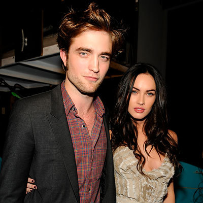 Best Parties of 2009 - Robert Pattinson and Megan Fox - 2009 Teen Choice Awards