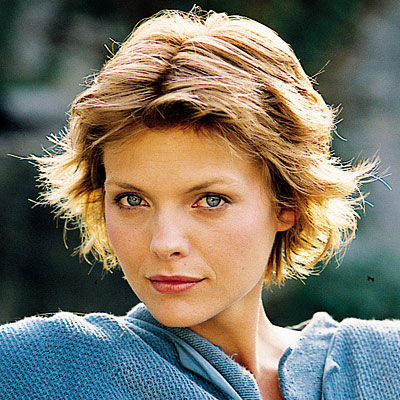 Michelle Pfeiffer - Transformation - 1985 - Star Hair - Star Makeup