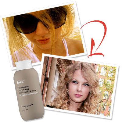 Taylor Swift - Hair - Twitter - Sephora - News