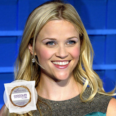 Reese Witherspoon - Borba Cookies - Beauty - Skin - Renee Zellweger - Courteney Cox - DeLuscious Cookies & Milk bakery - News