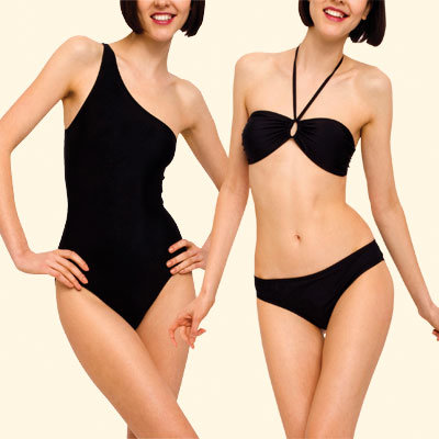 Sexy Swimsuits - Walmart - Norma Kamali - Shopping News
