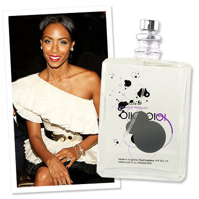 Jada Pinkett Smith - Frangrance - Escentric Molecules - Beauty News