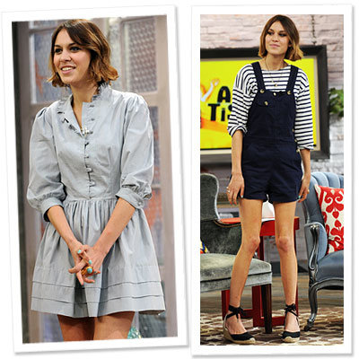 Alexa Chung - MTV - Celebrity News
