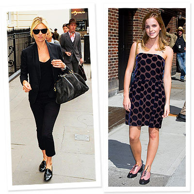 Kate Moss in Repetto - Emma Watson - Michael Jackson - What's Right Now - Fashion News