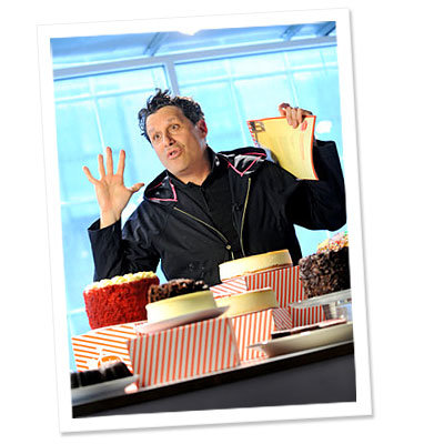 Isaac Mizrahi To Sell His Cheesecakes On QVC