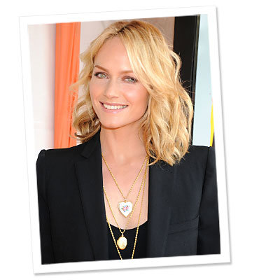 Amber Valletta Designs Clothing Line For Monrow