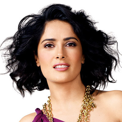 Salma Hayek Pinault - Transformation - Beauty - Celebrity Before and After