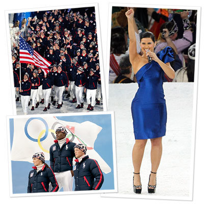 The 2010 Winter Olympics Open In Style