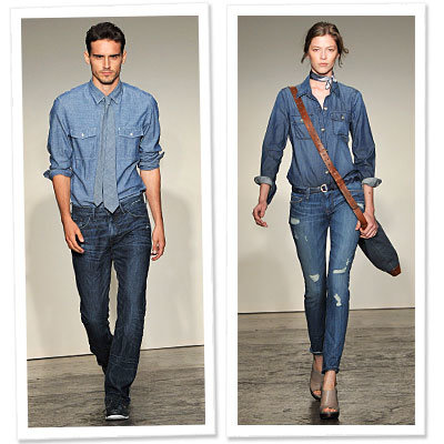 Banana Republic's Chic New Jeans