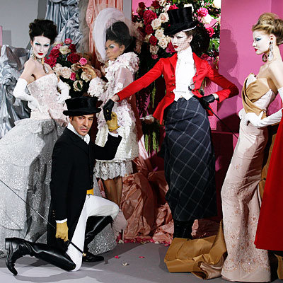 Dior Couture: Glamorous As Ever!