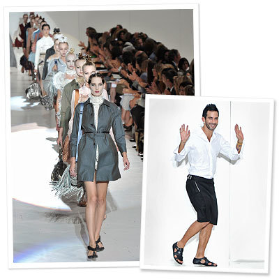 Watch Marc Jacobs's Show Live!