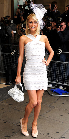 Paris Hilton - 30 Most Memorable Looks - Birthday