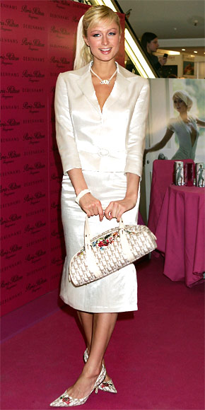 Paris Hilton - 30 Most Memorable Looks - Dior - Birthday