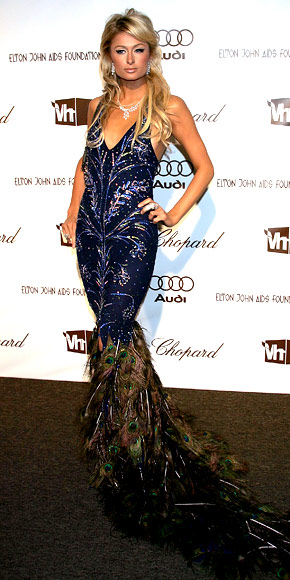 Paris Hilton - 30 Most Memorable Looks - Julien Macdonald - Birthday
