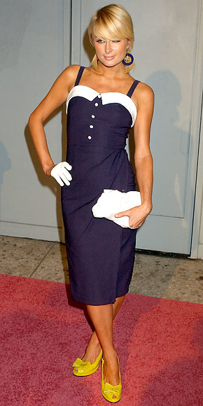 Paris Hilton - 30 Most Memorable Looks - Stop Staring - Re-mix - Patricia Field - Birthday