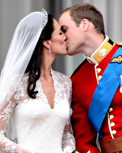 Kate Middleton and Prince William - Royal Wedding Coverage Highlights