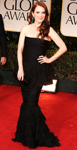 Not-So-Basic Black-Julianne Moore