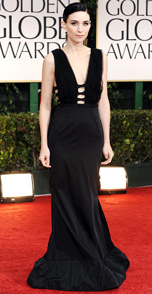 Not-So-Basic Black-Rooney Mara
