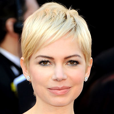 Michelle Williams – Best Hair and Makeup – Oscars 2011
