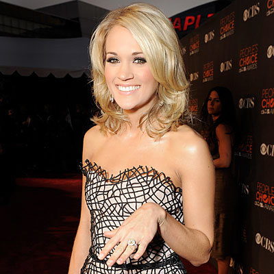 Carrie Underwood - Mike Fisher - Jonathon Arndt - The Hottest Celebrity Engagement Rings
