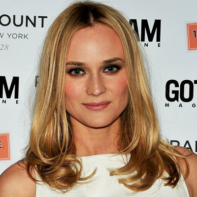 Diane Kruger - Sexy Spring Haircuts to Try Now - Long Hair