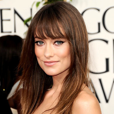 Olivia Wilde - Sexy Spring Haircuts to Try Now - Bangs