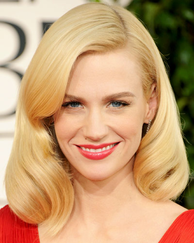 January Jones - Our Favorite Blondes - Blonde Hair