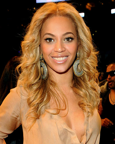 Beyonce Knowles - Our Favorite Blondes - Blonde Hair