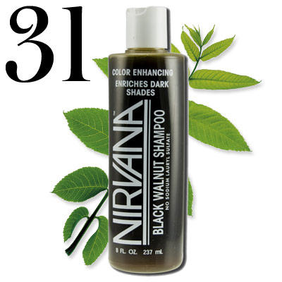 Nirvana Black Walnut shampoo