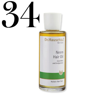 Dr. Hauschka Neem Hair Oil