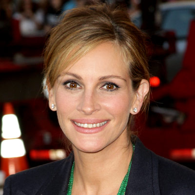 Julia Roberts - 2011 - Transformation - Celebrity Before and After