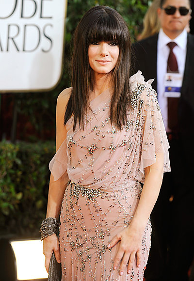 Sandra Bullock - Irit Design - Best Golden Globes Jewelry
