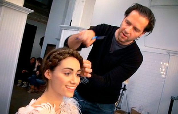 Emmy Rossume, InStyle Hair