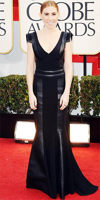 Zosia Mamet - Tony Wards gown