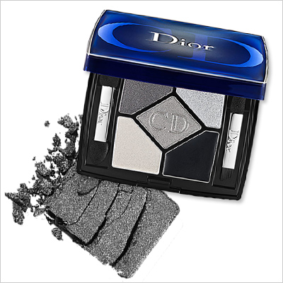 Dior 5 Colour Eyeshadow Palette in Smoky Design