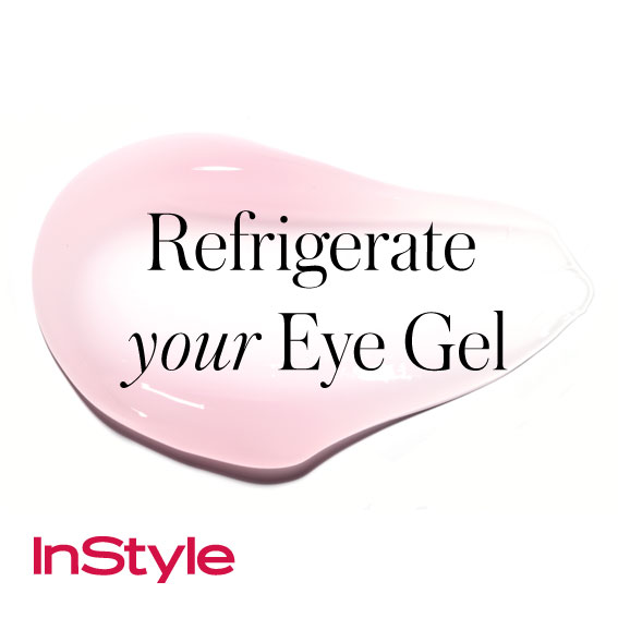 20 tips - Refrigerate Your Eye Gel