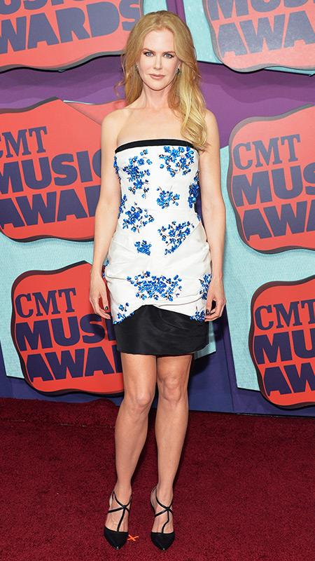 Nicole Kidman, CMT Music Awards