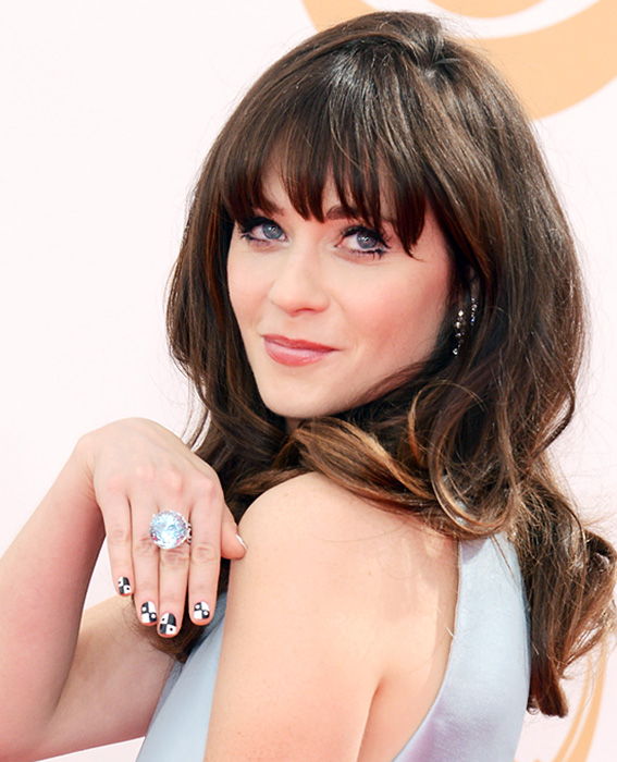 Zooey Deschanel, 2013