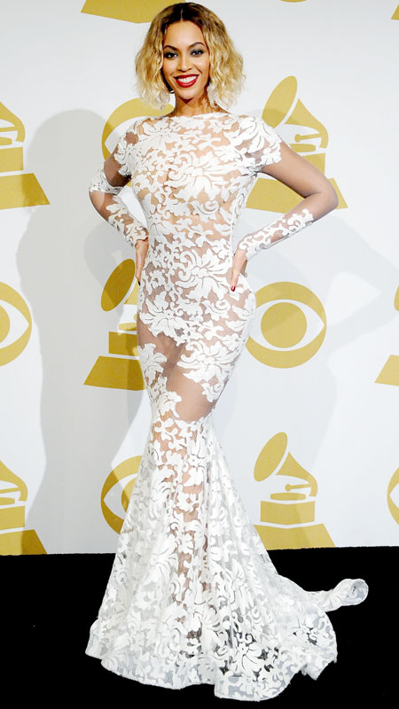 beyonce gown