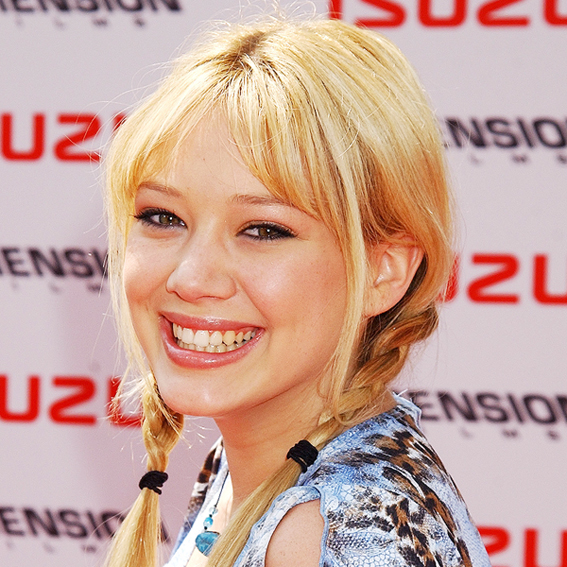 Transformation - Hilary Duff - Beauty - Celebrity Before and After