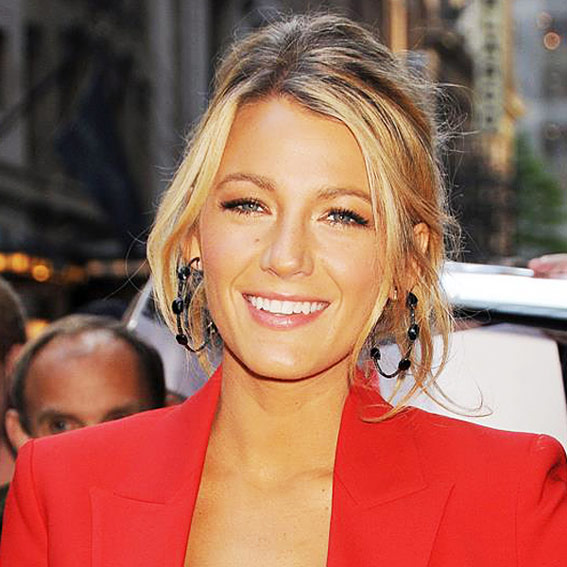 Blake Lively – Transformation - Hair - Celebrity Before and After