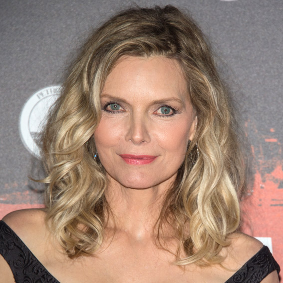 Michelle Pfeiffer attends the 'Malavita' premiere at Europacorp Cinema