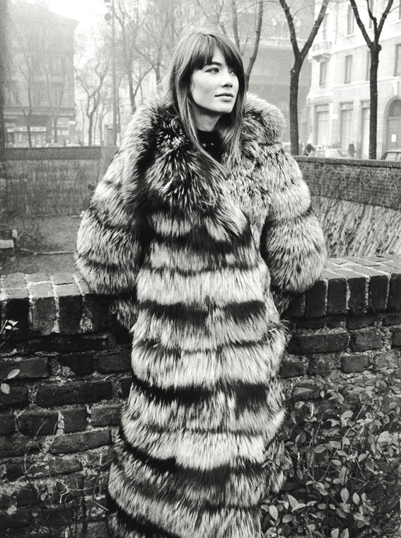 1960s: Bundled in Fur