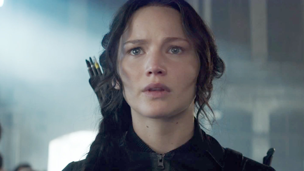The Hunger Games: Mockingjay Part 1 Trailer