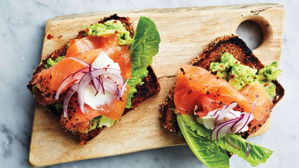 Mother's Day Brunch Recipes - HP